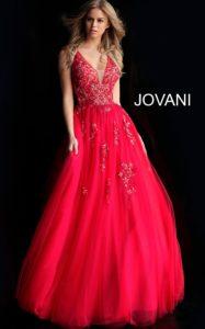 Plesové šaty Jovani 62619