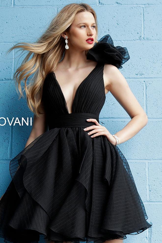 Koktejlové šaty Jovani 62641