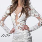 Koktejlové šaty Jovani 62811 foto 2