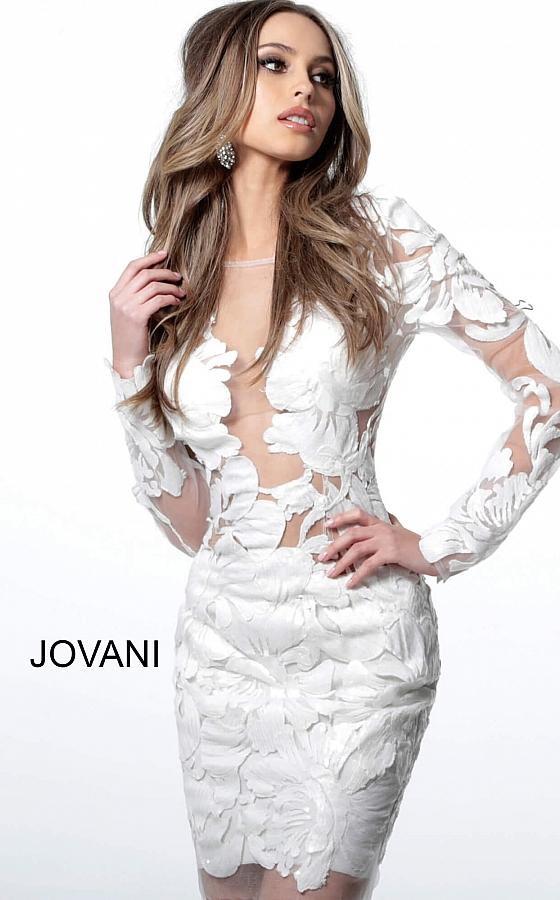 Koktejlové šaty Jovani 62811