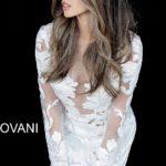 Koktejlové šaty Jovani 62811 foto 3
