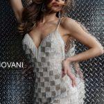 Koktejlové šaty Jovani 62817 foto 5
