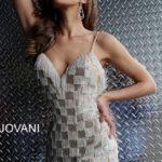 Koktejlové šaty Jovani 62817 foto 4