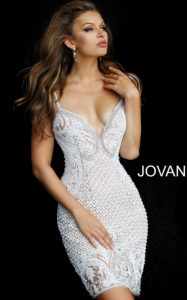 Koktejlové šaty Jovani 62911