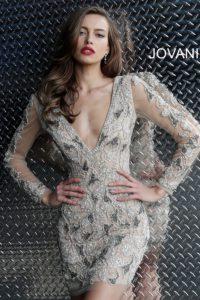 Koktejlové šaty Jovani 62928