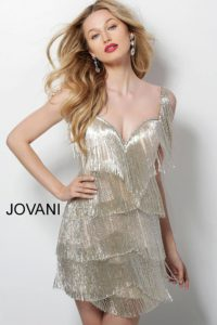 Koktejlové šaty Jovani 62975