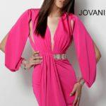 Koktejlové šaty Jovani 63173 foto 2