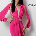 Koktejlové šaty Jovani 63173 foto 1