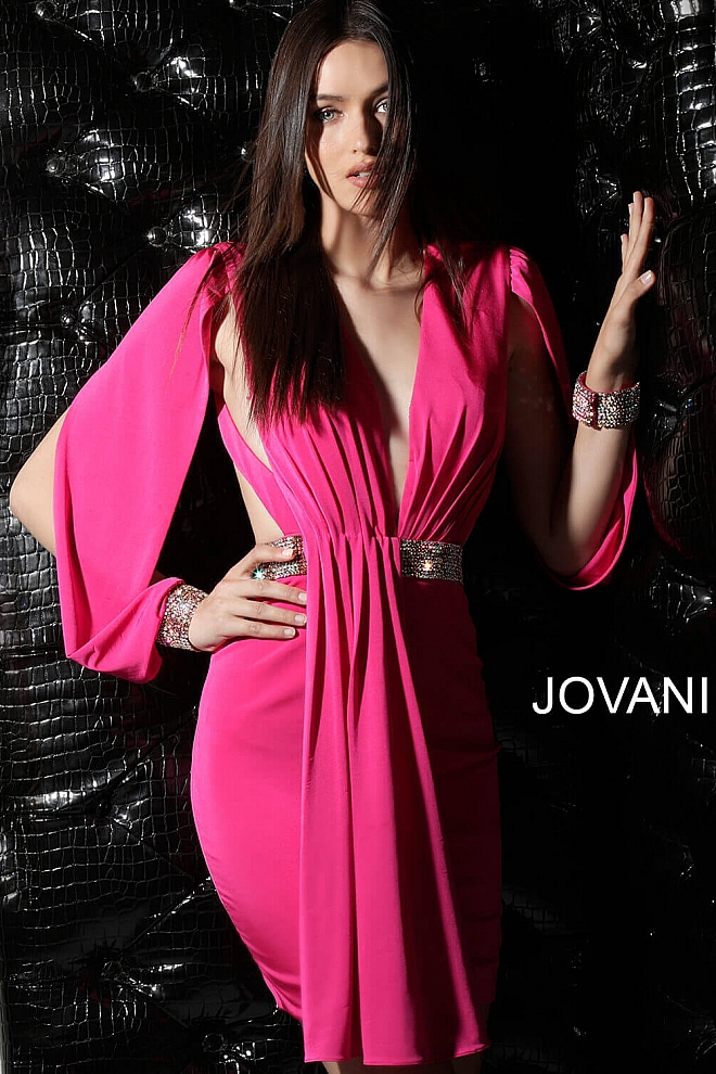 Koktejlové šaty Jovani 63173