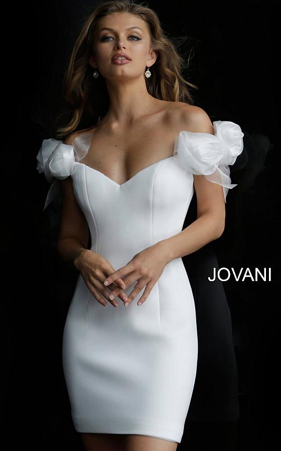 Koktejlové šaty Jovani 63186B