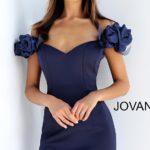 Koktejlové šaty Jovani 63186B foto 4