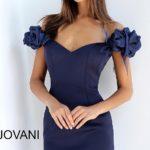 Koktejlové šaty Jovani 63186B foto 3