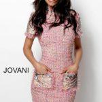 Koktejlové šaty Jovani 63219 foto 3