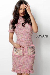 Koktejlové šaty Jovani 63219