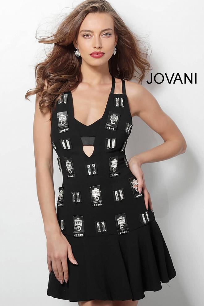 Koktejlové šaty Jovani 63338