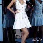 Koktejlové šaty Jovani 63338B foto 2