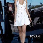 Koktejlové šaty Jovani 63338B foto 3
