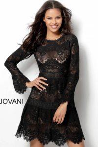 Koktejlové šaty Jovani 63340