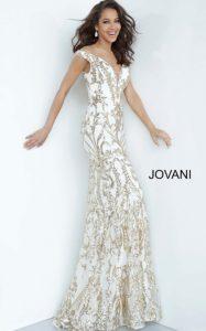 Plesové šaty Jovani 63349