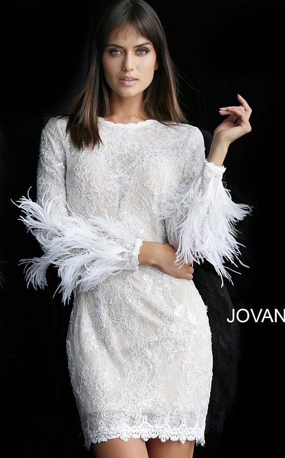 Koktejlové šaty Jovani 63351B