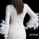 Koktejlové šaty Jovani 63351B foto 1