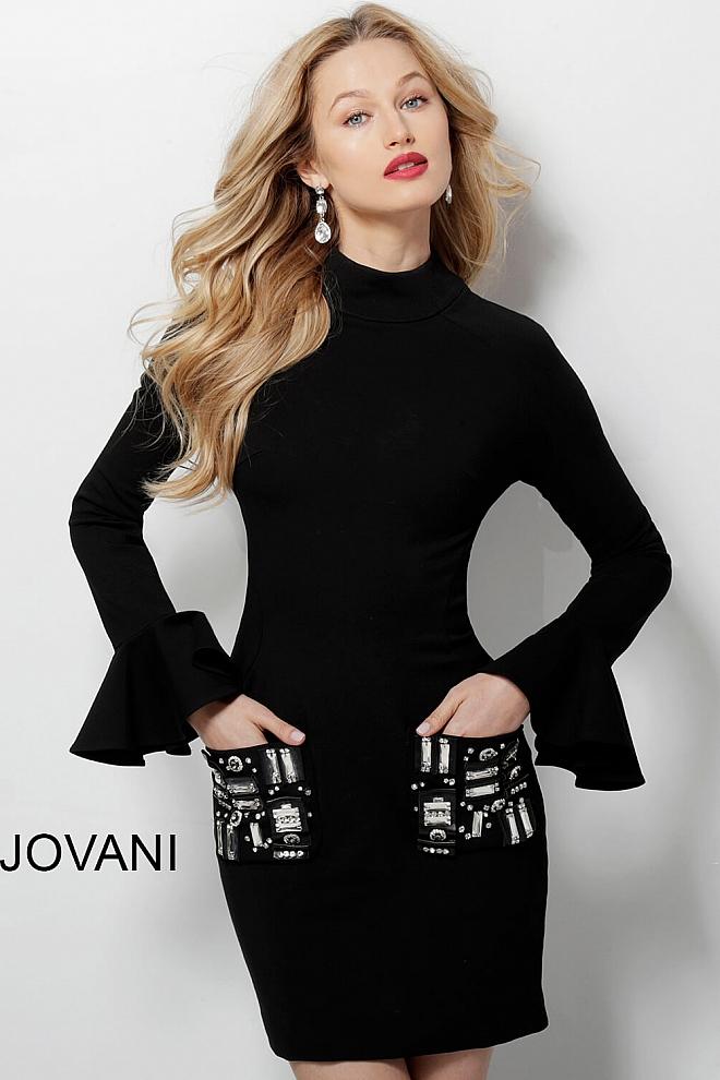 Koktejlové šaty Jovani 63370