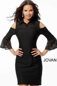 Koktejlové šaty Jovani 63382