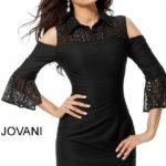 Koktejlové šaty Jovani 63382 foto 1