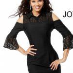 Koktejlové šaty Jovani 63382 foto 3