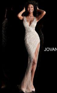 Plesové šaty Jovani 63405B