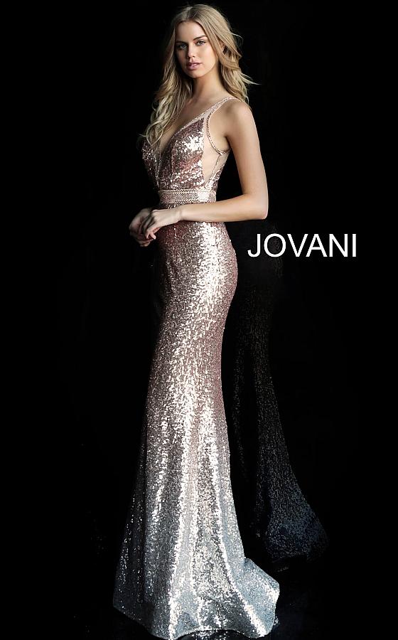 Plesové šaty Jovani 63439