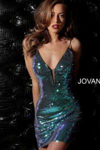 Koktejlové šaty Jovani 63475