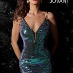 Koktejlové šaty Jovani 63475 foto 5