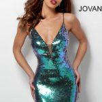 Koktejlové šaty Jovani 63475 foto 4