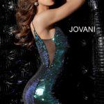 Koktejlové šaty Jovani 63475 foto 2