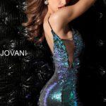 Koktejlové šaty Jovani 63475 foto 1