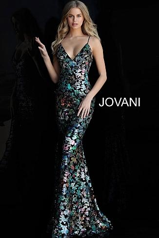 Plesové šaty Jovani 63487