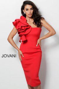 Koktejlové šaty Jovani 63550
