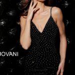 Koktejlové šaty Jovani 63560B foto 1