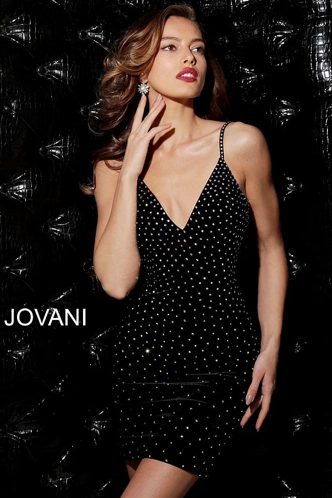 Koktejlové šaty Jovani 63560