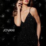 Koktejlové šaty Jovani 63560 foto 2