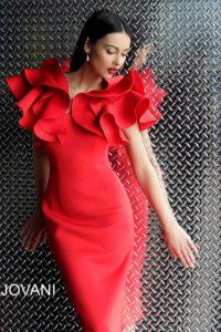 Koktejlové šaty Jovani 63890
