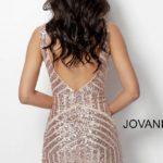 Koktejlové šaty Jovani 63899 foto 3