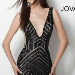 Koktejlové šaty Jovani 63899 foto 1