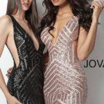 Koktejlové šaty Jovani 63899 foto 5