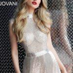 Koktejlové šaty Jovani 63965 foto 2