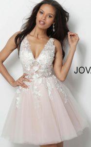 Koktejlové šaty Jovani 63987