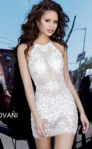 Koktejlové šaty Jovani 64005