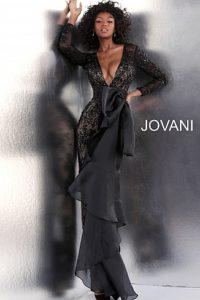 Plesové šaty Jovani 64068