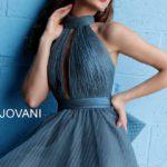 Koktejlové šaty Jovani 64081 foto 5